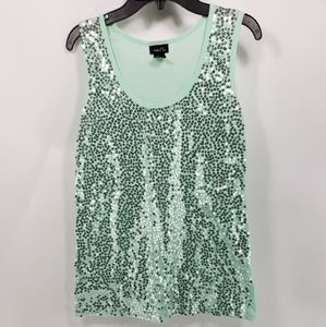 Womens Rue 21 Tank Top Size large